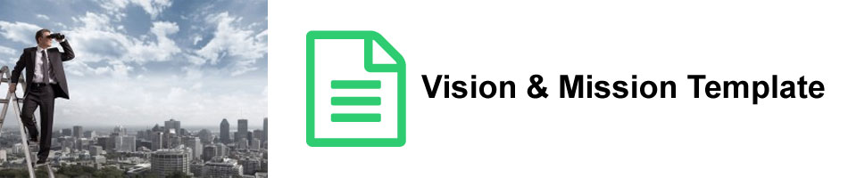 vision-mission-template